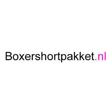 Koop heren of dames boxershorts met 5% korting