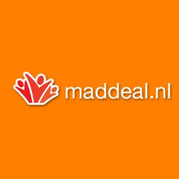 De leukste gratis producten vind je bij Maddeal.nl