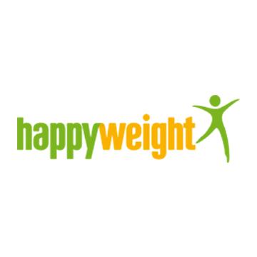 In 15 weken  stap voor stap  naar een blijvend  gezond gewicht met Happyweight.nl