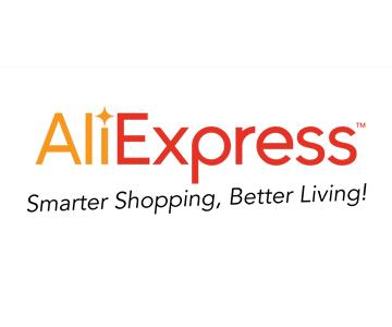 Branding Shopping week bij Ali Express krijg tot 50% korting