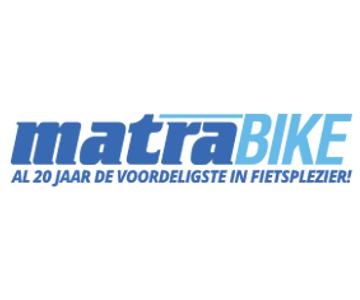 Elektrische Fietsen vanaf €699,- bij MatraBike