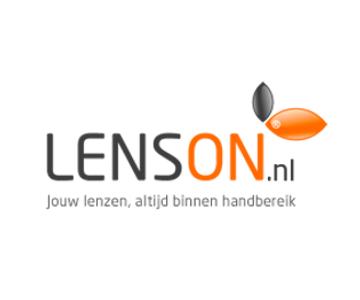 Met de kortingscode 10% korting bij Lenson.nl