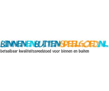 5 euro korting bij Binnenenbuitenspeelgoed.nl met de kortingscode