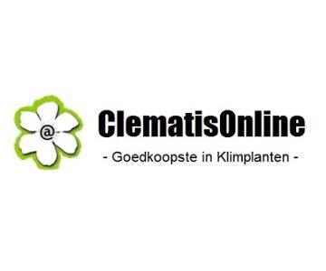 Krijg met de kortingscode 20% korting op klimrozen bij Clematisonline.nl