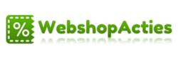 WebshopActies