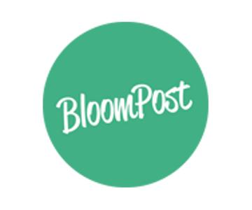 Krijg met de kortingscode 20% korting bij Bloompost
