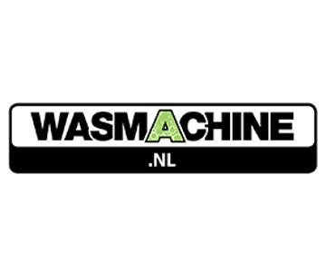 Krijg met de kortingscode € 25,- korting op alle wasmachines en drogers