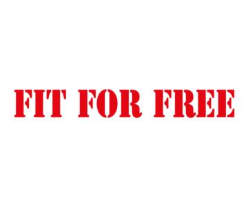 Kom tot 2 maanden gratis sporten en betaal geen inschrijfgeld bij Fit For Free