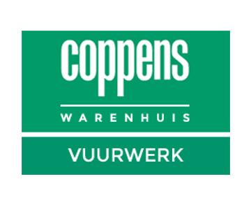 25% korting op vuurwerk bij Coppens Vuurwerk