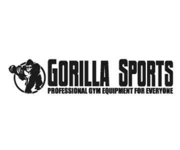 Krijg met de kortingscode 10% korting op het gehele assortiment van Gorilla Sports